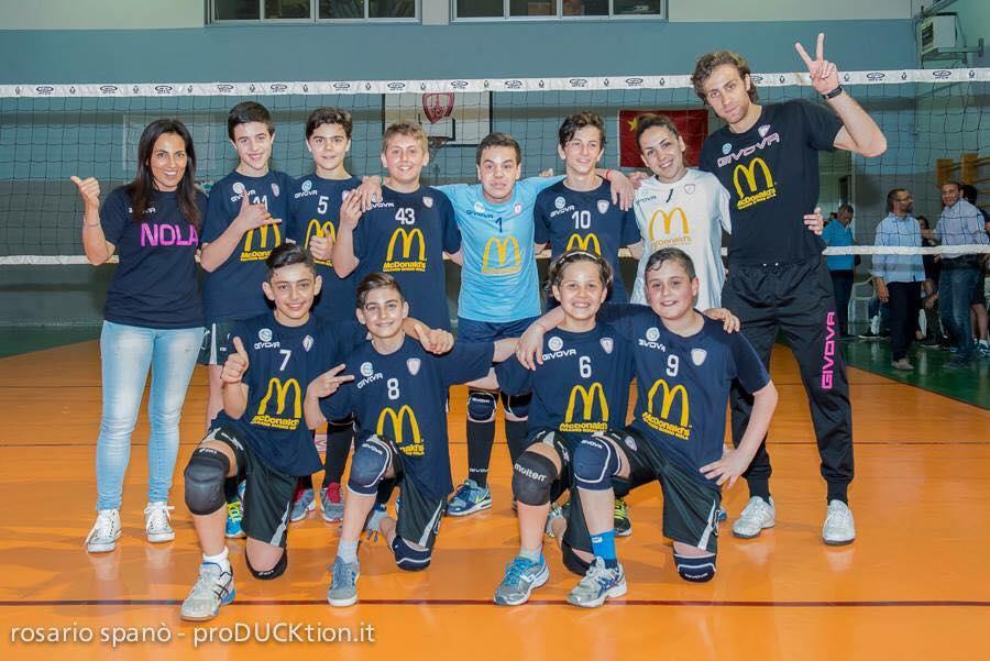 Under 13 McDonald's Nola